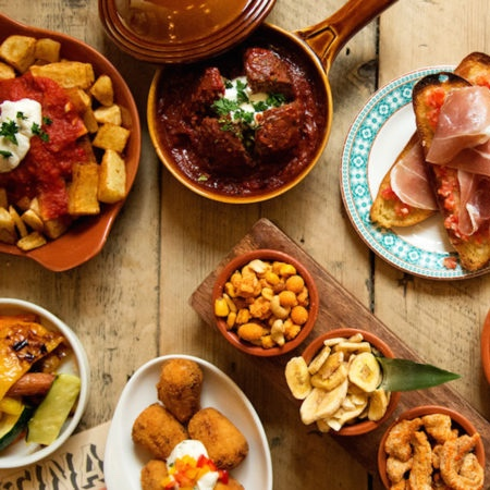 Revolucion de Cuba  opens on Temple Street at the end of March.