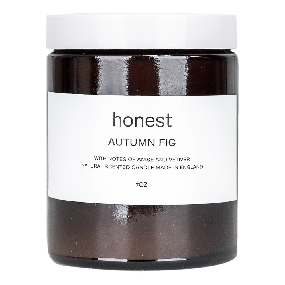 Autumn fig candle