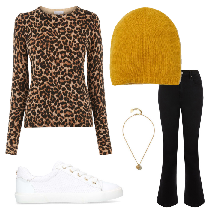 Issue 88 - Just think of leopard print as your new best friend