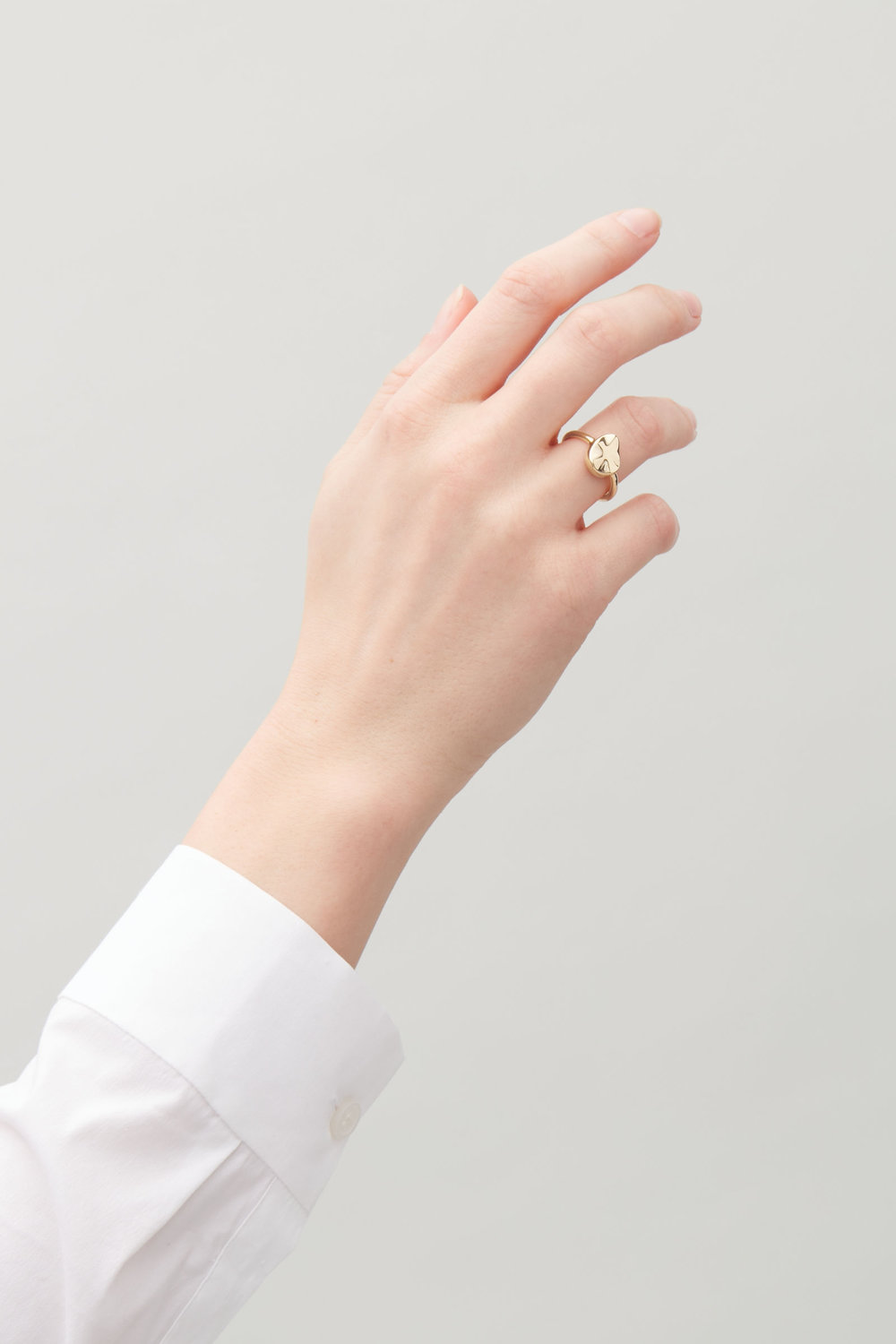 Cos ring    Was £12. Now £6