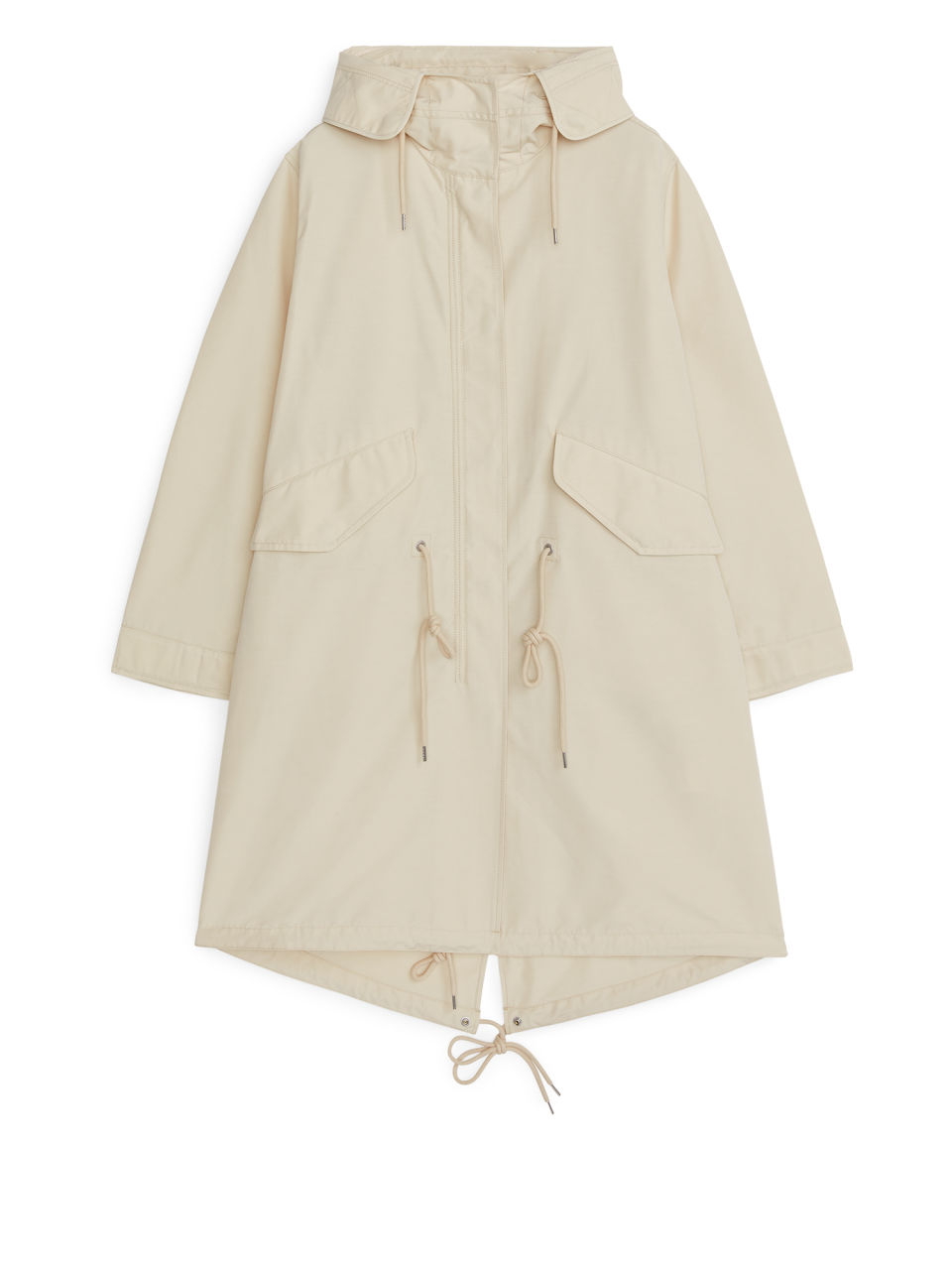 A lightweight   Arket parka   is essential outerwear this spring. I predict showers. And neutrals.