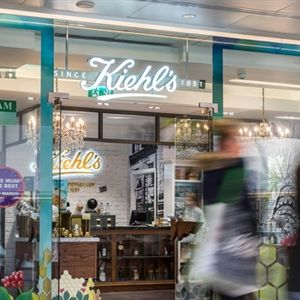 If you need to buy any gifts or want to treat yo'self, buy two products at Kiehl's and get a goodie bag free.