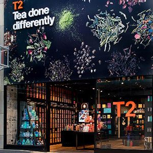 Get 10% off purchases at specialty tea shop T2 when joining their Tea Society.