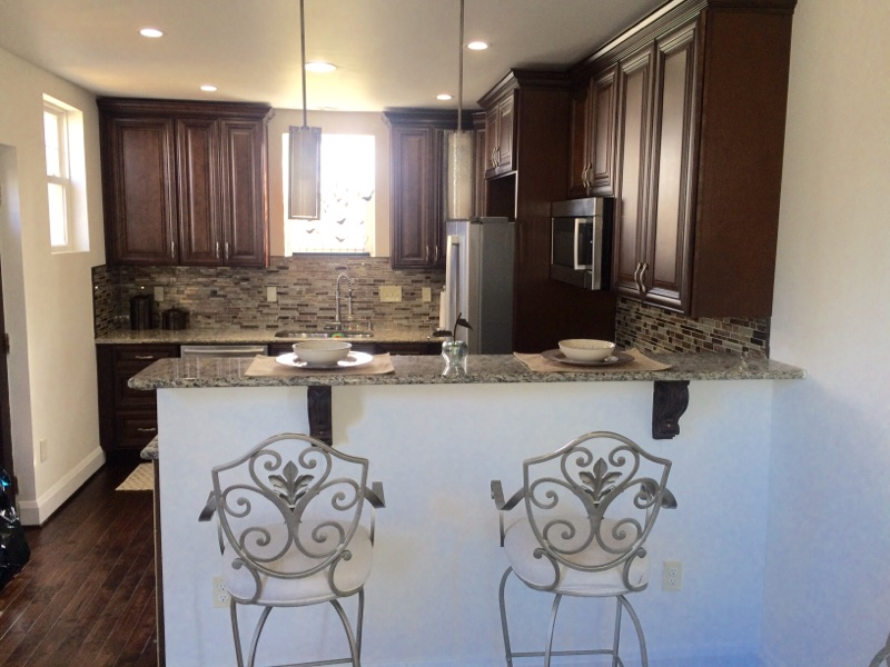 Full Kitchen Remodel - Forest Park- Baltimore, MarylandClick here for more photos:
