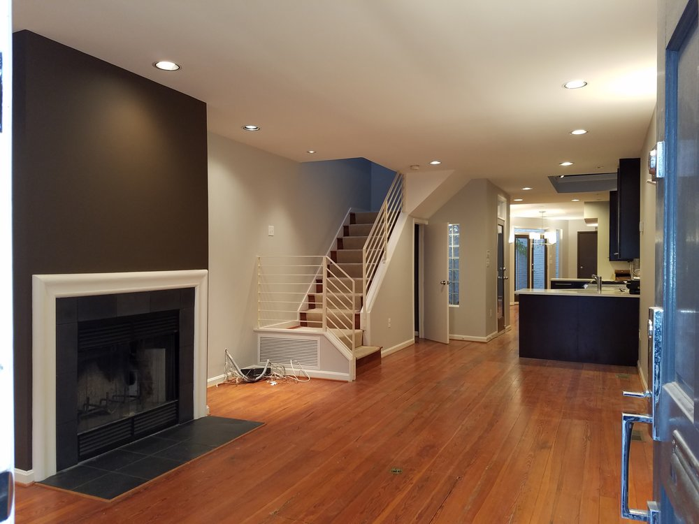 Custom Painting - 1100 Blk William St. -Federal Hill -Baltimore, MD.Click here for more photos: