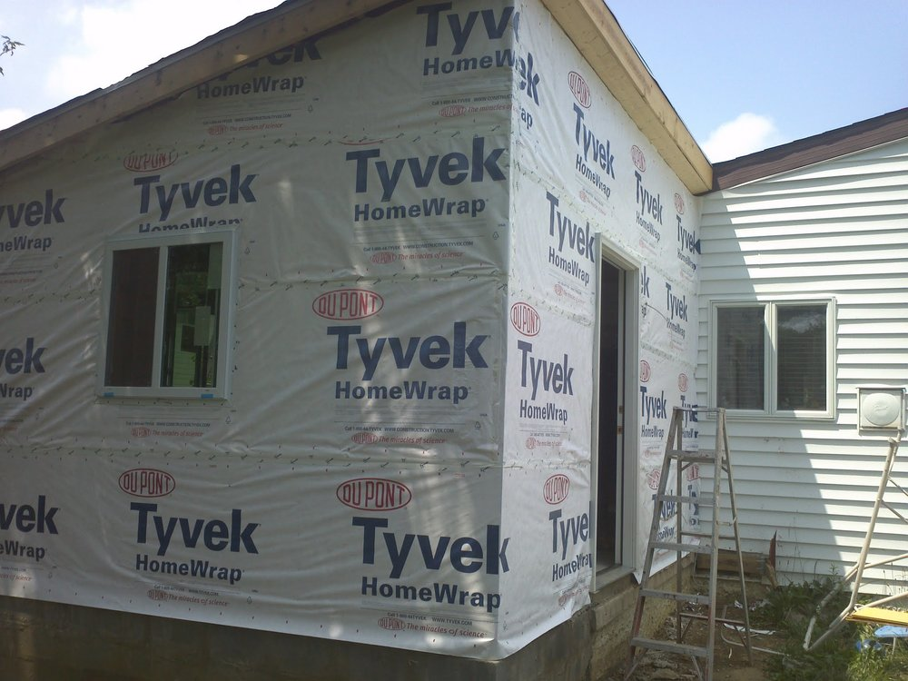 Rear Addition & Deck - E. Coldspring Ave. -Baltimore, MD.Click here for more photos: