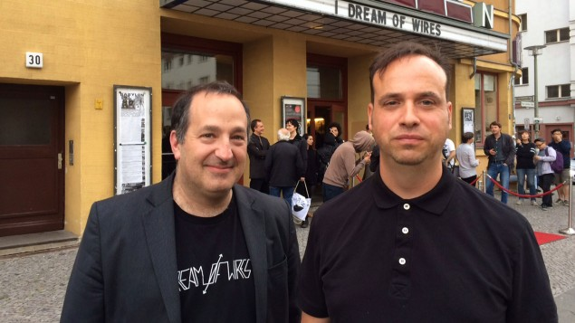 Director/Filmmaker Robert Fantinatto and Producer/Musician Jason Amm