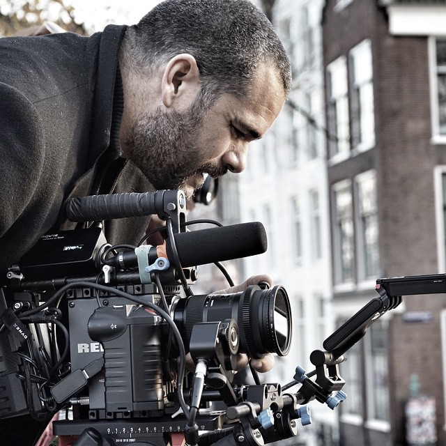 Director and Cinematographer Rick Delgado