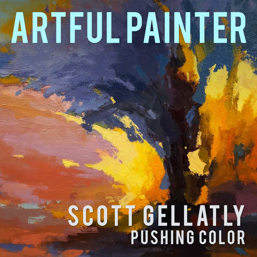 Scott Gellatly - Pushing Color - Artful Painter