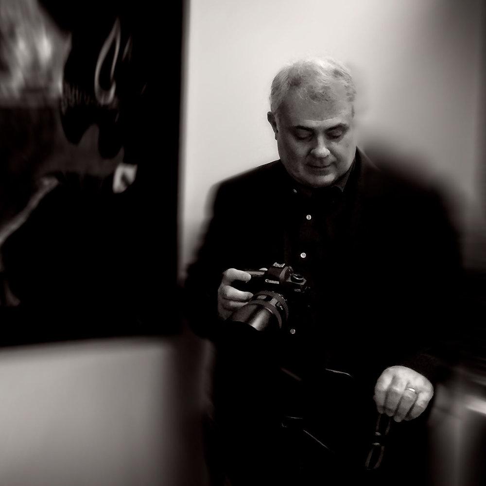 Carl Olson - The Artful Painter | The Artful Creative