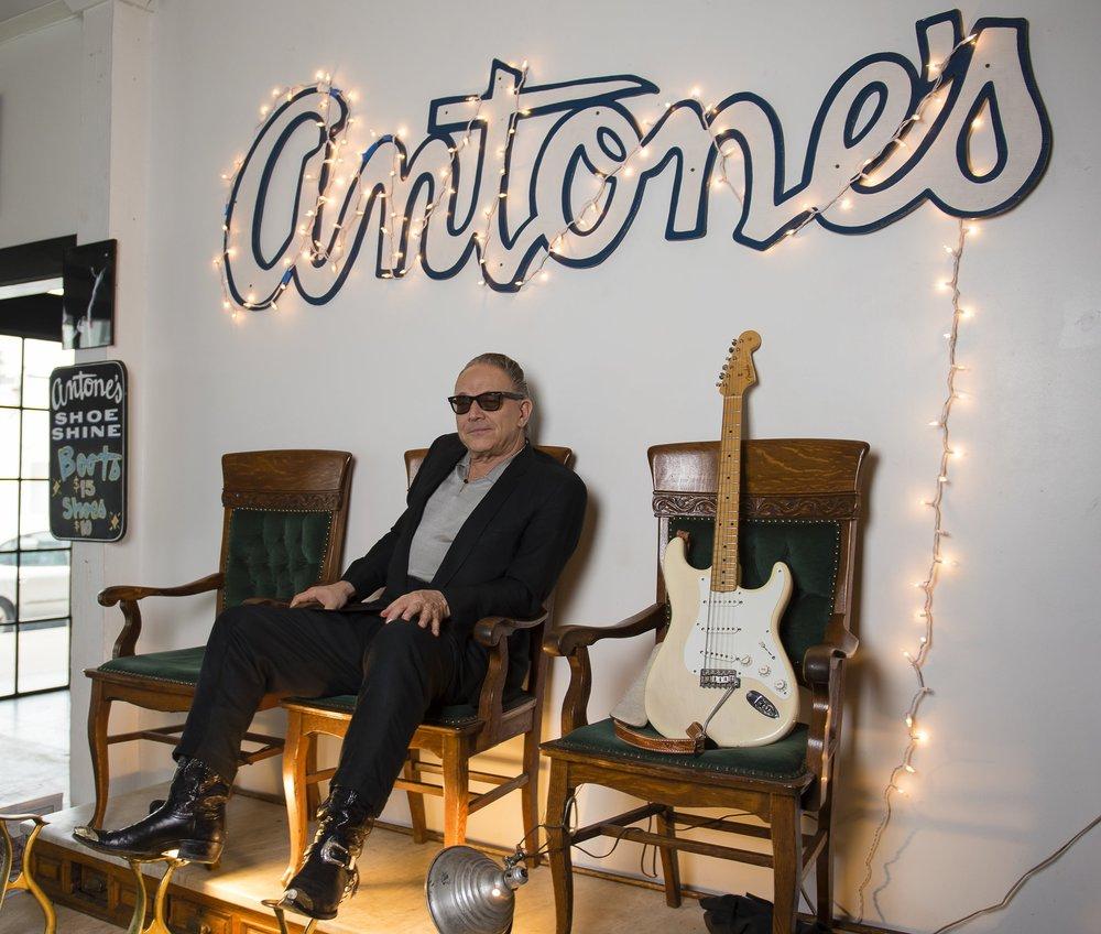 Jimmie at Antone's