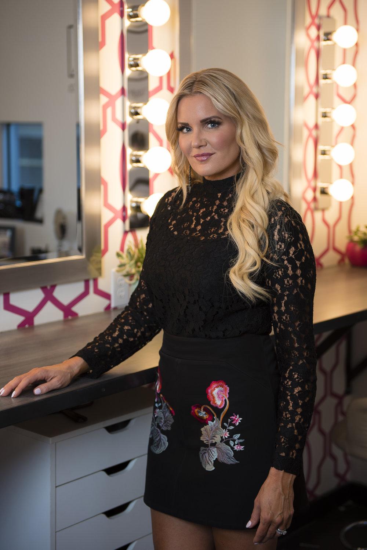 Founder, Rianna Alberty
