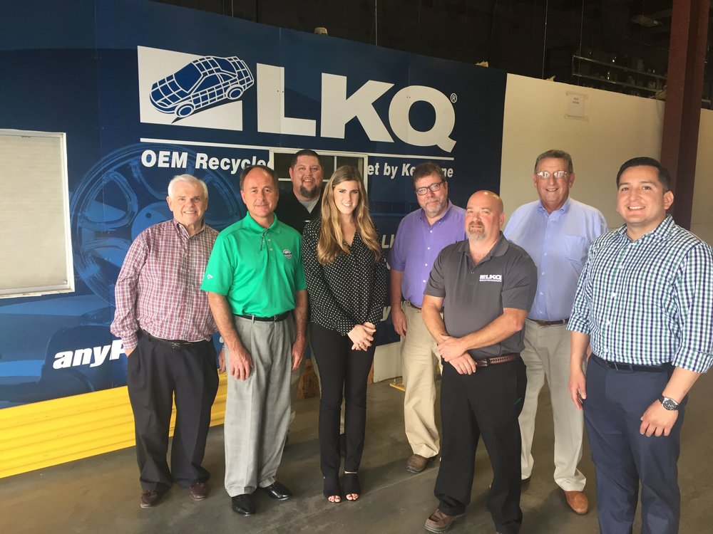 LKQ facility in Knoxville, TN
