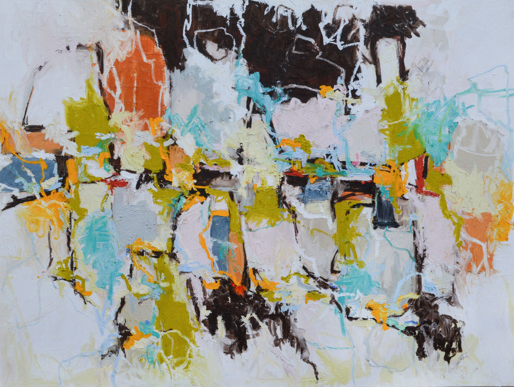 Abstract Landscape No. 1  |  NEW