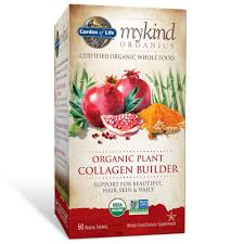 This product does not contain actual collagen. It is a collagen builder and perfect for vegans and vegetarians