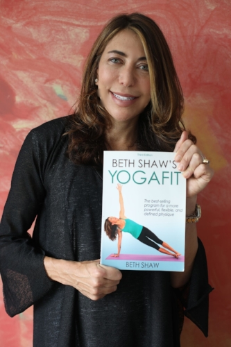 Books by Beth - Beth Shaw has authored and published multiple manuscripts including YogaFit, YogaLean and YogaFit for Athletes.