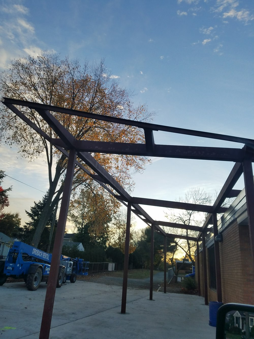 Steel Structures/Steel Rectifying