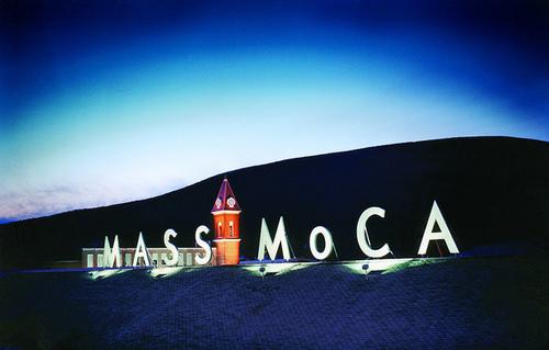 MASSMoCA, North Adams MA
