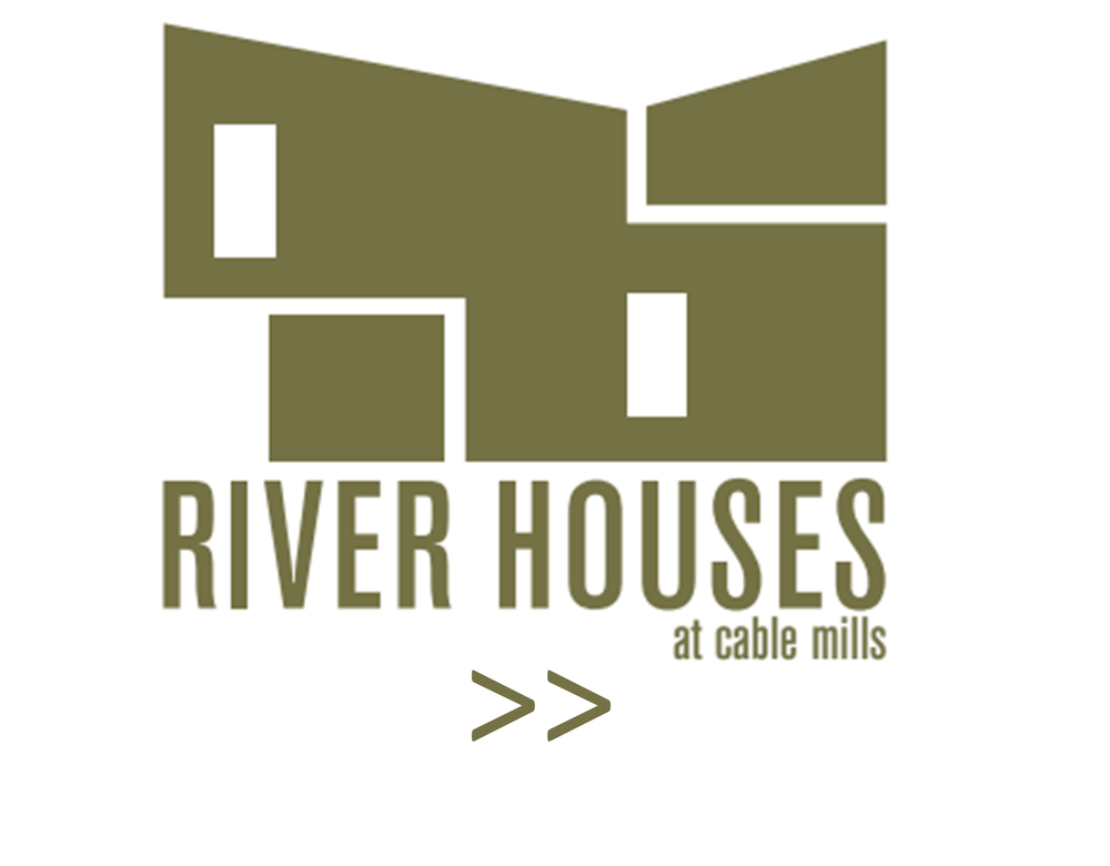 The River Houses at Cable Mills are 14 stunning new homes, situated along the Green River, steps to downtown restaurants, cafes, theaters, and Williams College. Each house offers spacious, modern interiors that erode the boundary between interior and exterior.