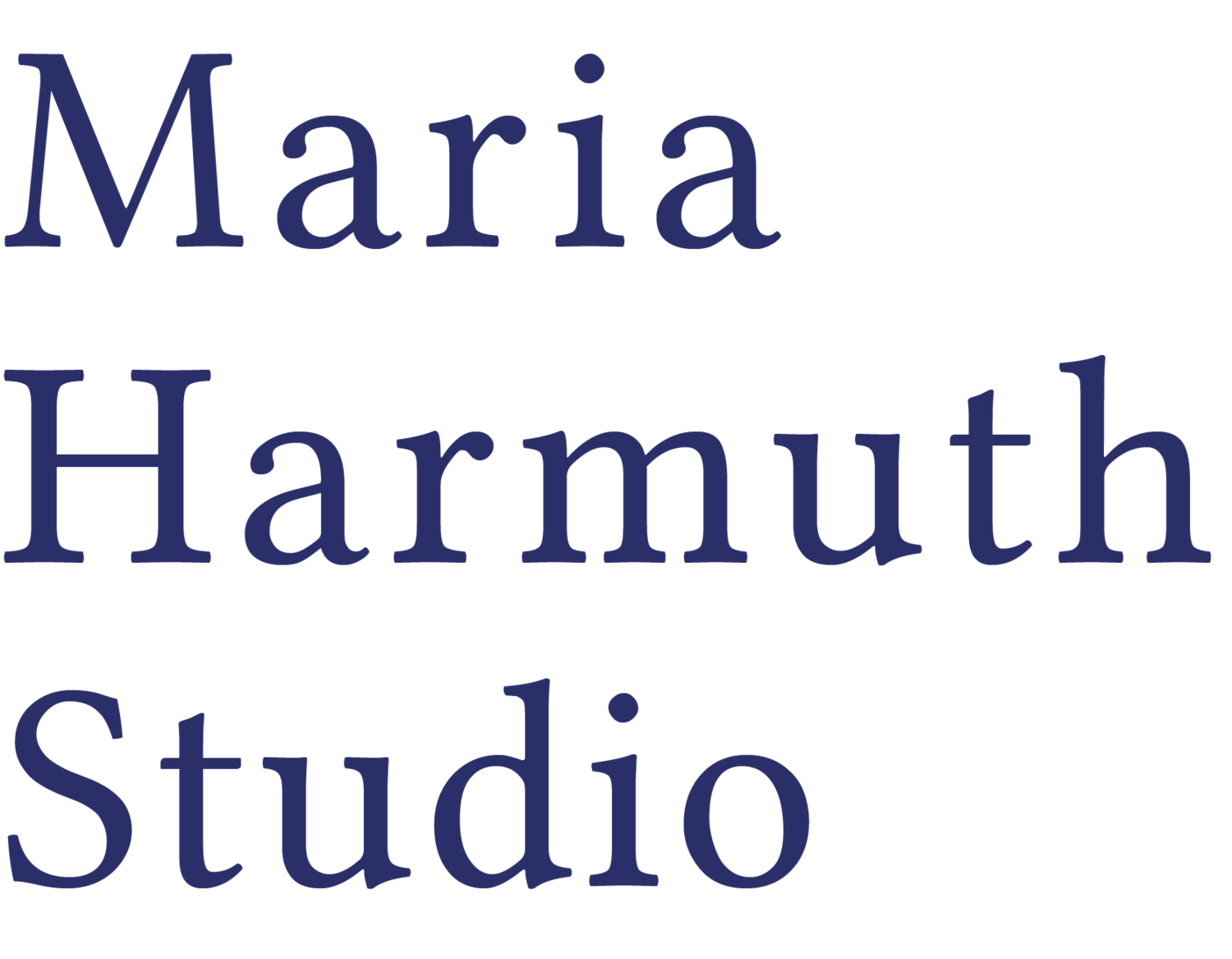 Maria Harmuth Studio