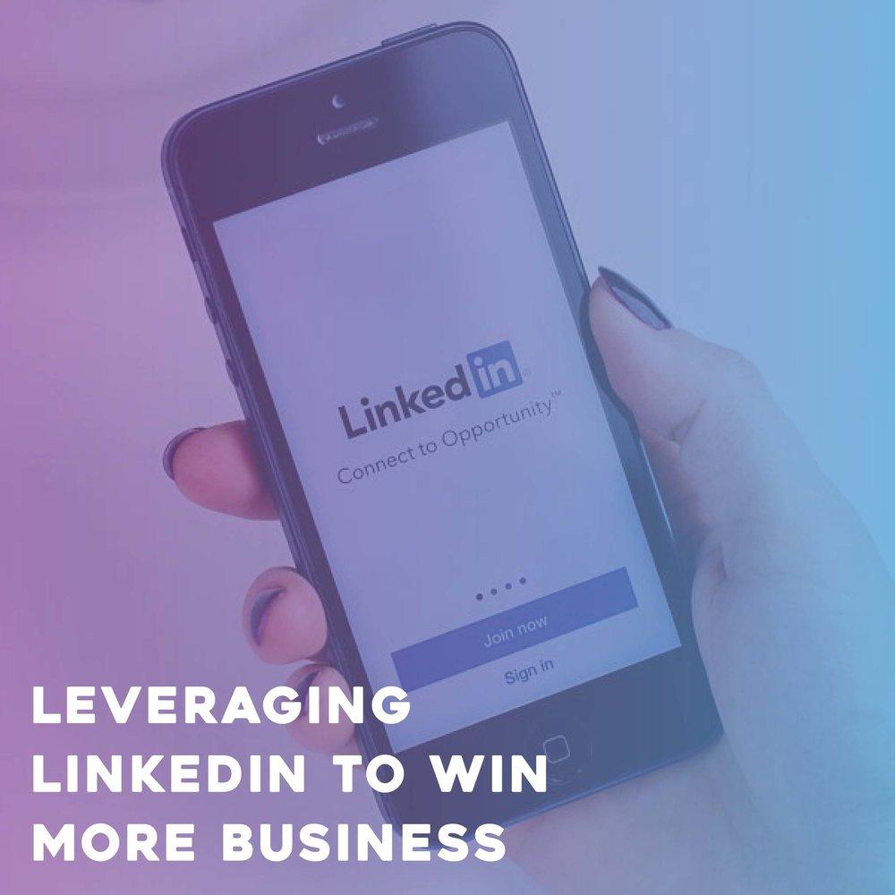 Leveraging LinkedIn.jpg