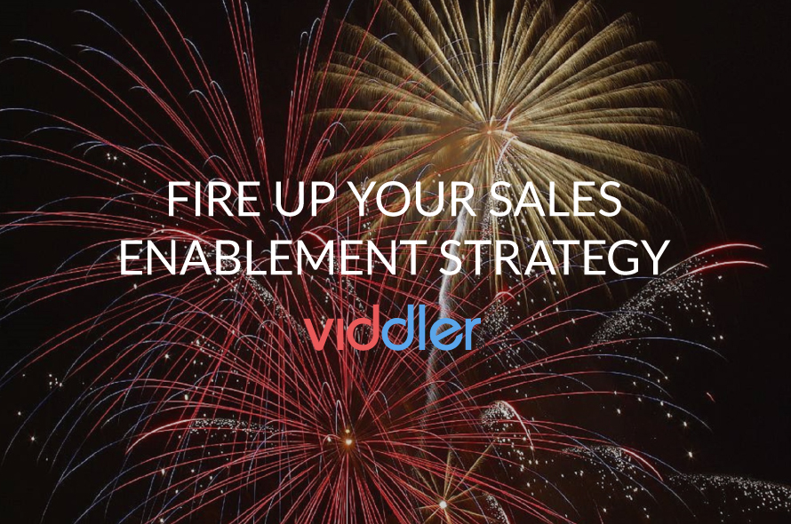 Fire Up Your Sales Enablement Strategy