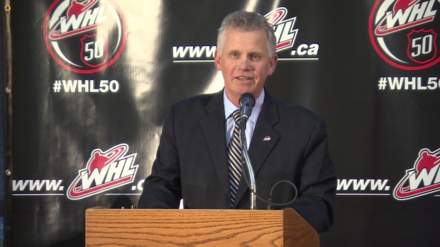 Ron Robsion | WHL Commissioner