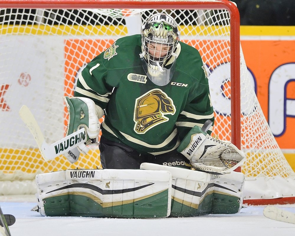 Tyler Parsons | London Knights