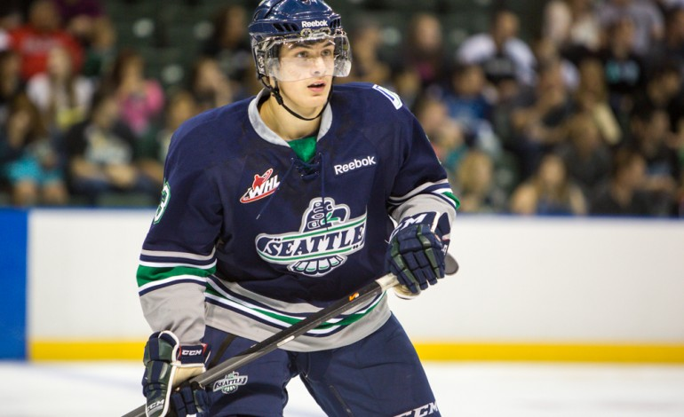 Matt Barzal | F Seattle Thunderbirds