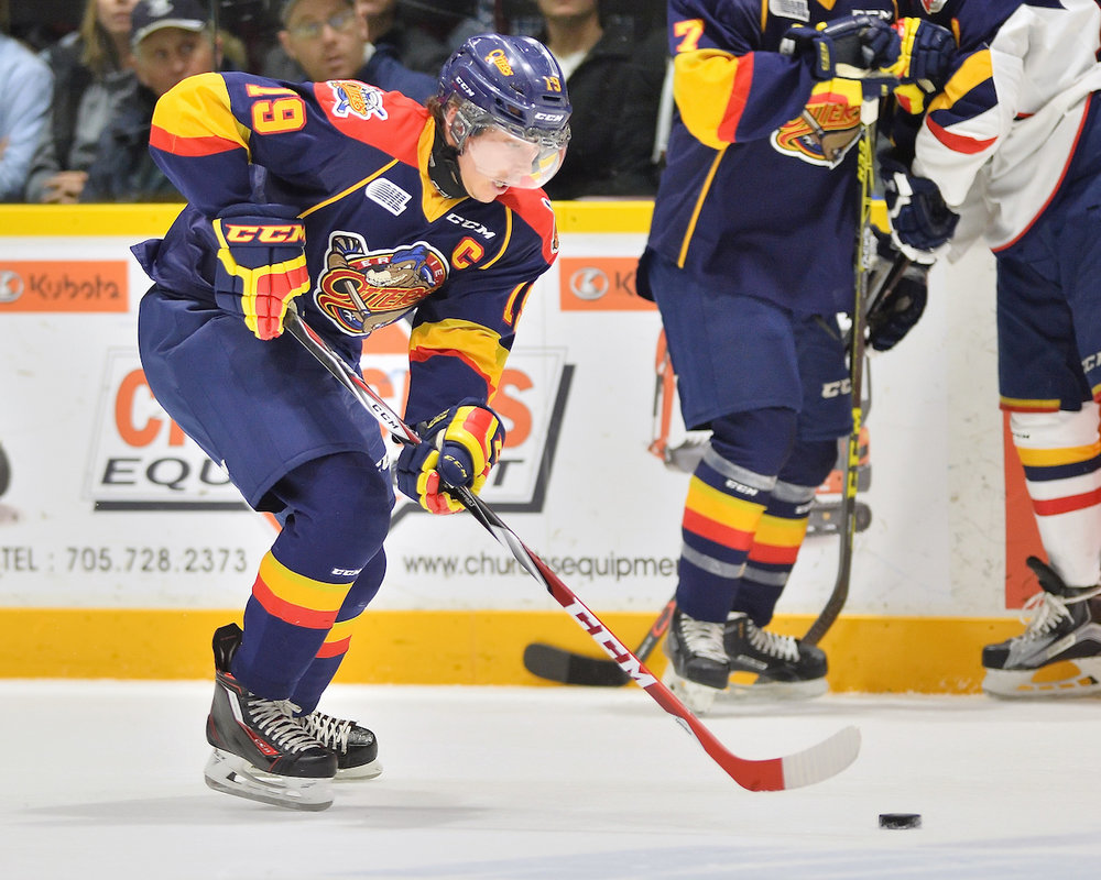 Dylan Strome | Erie Otters