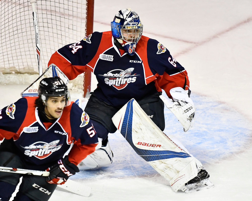 Mike DiPietro | G Windsor Spitfires