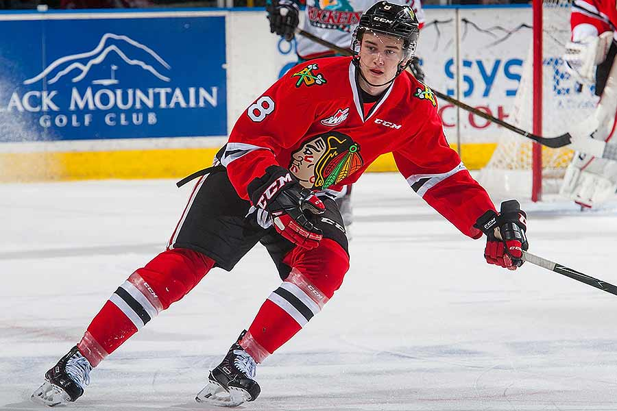 Cody Glass | F Portland Winterhawks