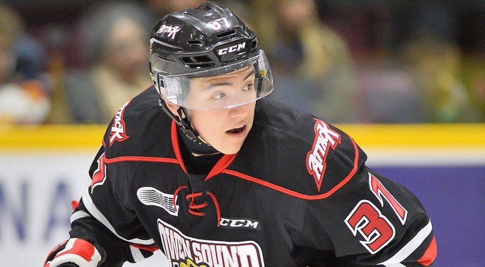 Nick Suzuki | F Owen Sound Attack