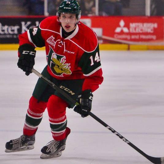 Jared McIsaac | Halifax Mooseheads