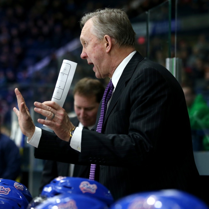 John Paddock | Regina Pats Head Coach