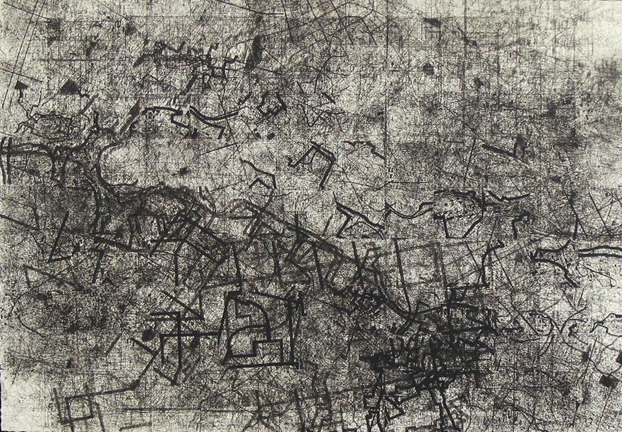 Cartographic Landscape II
