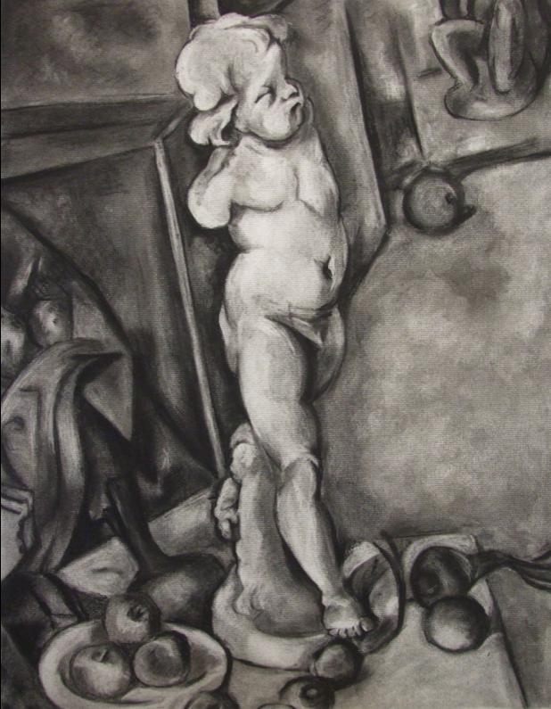 Paul Cezanne Study