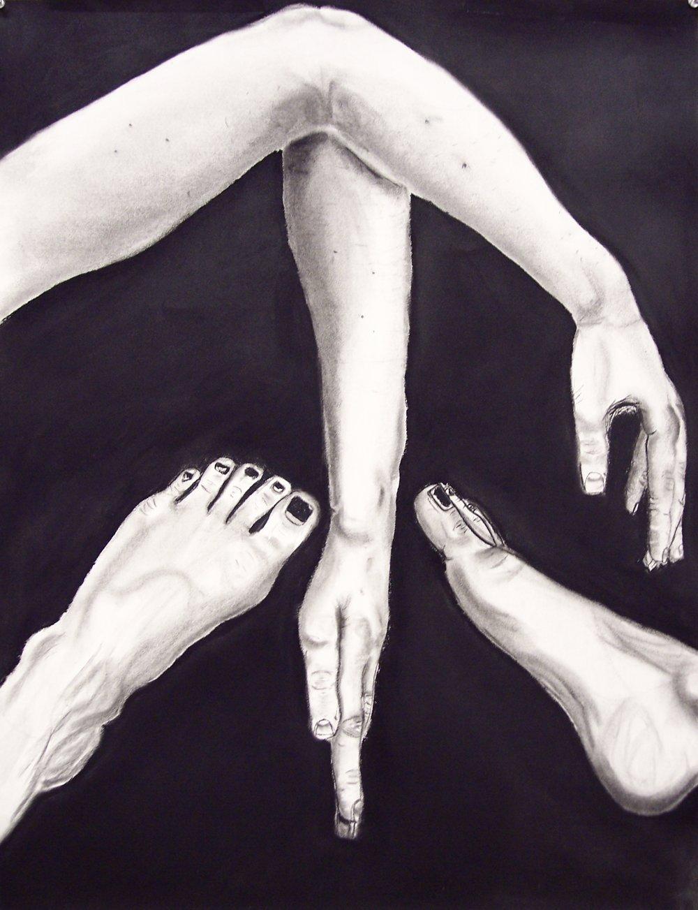 Hand/Feet Study