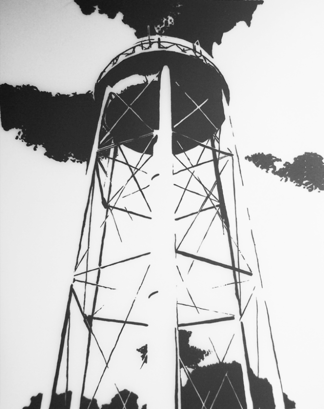 Water Tower (Basic Four Elements Series)
