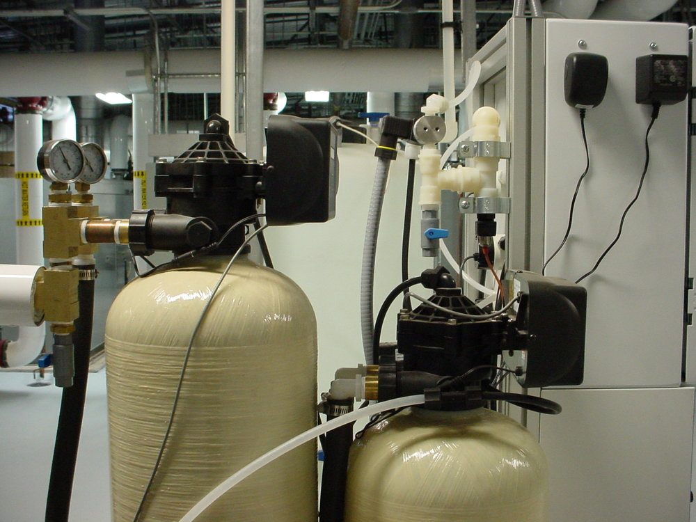 Hydromax System Design and Pilot Testing Commercial and Industrial Application