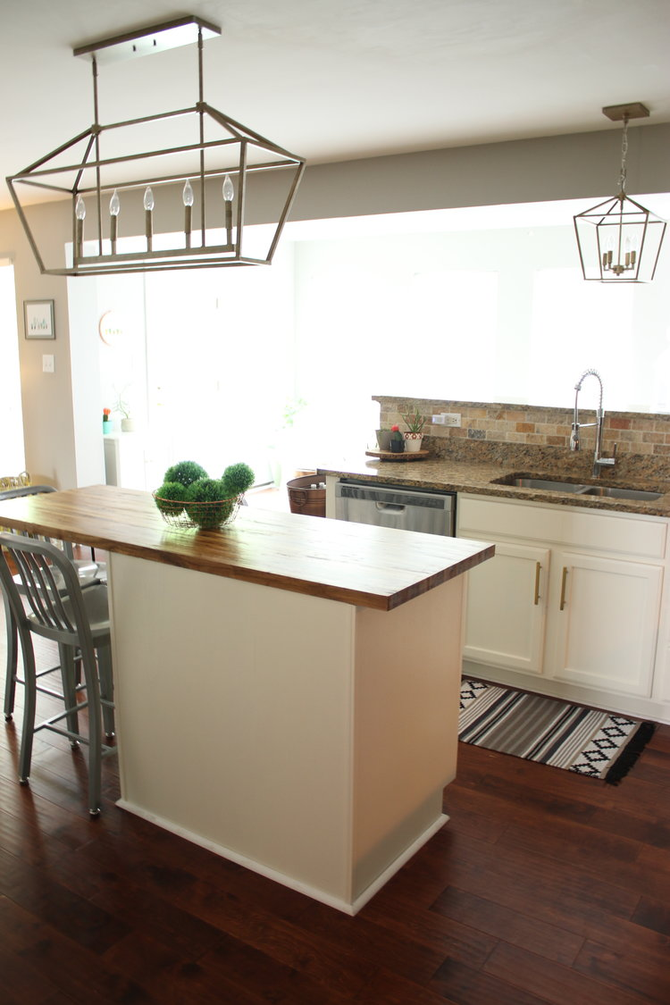Kitchen Refresh — The Layered Home | Interior Design and Home ...