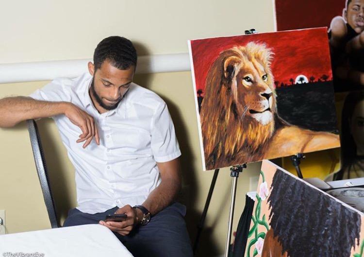 Jordan Jones, @jj_the_artist