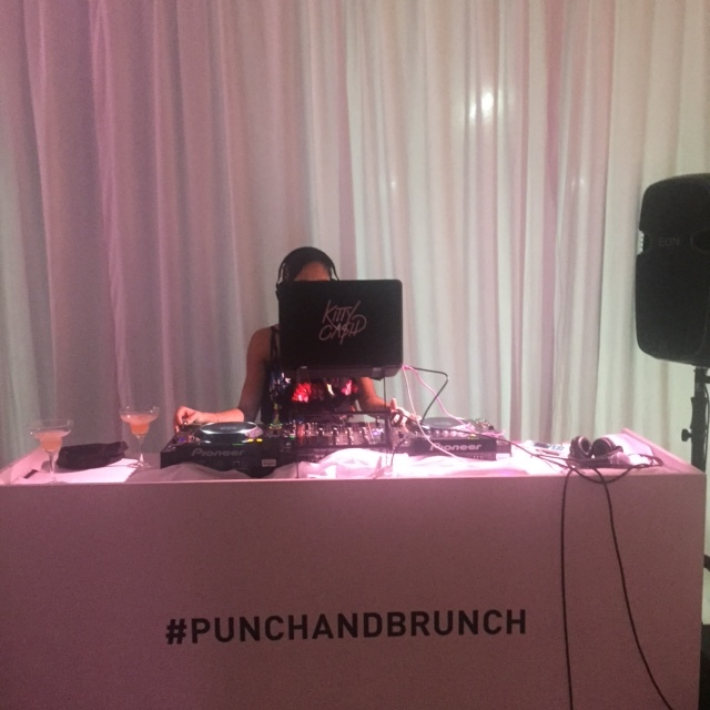 DJ Kitty Cash, @kittycash