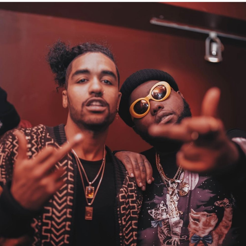 Ye Ali & 2fourhrs in New York at SOBs, Jan 26. | Photo by @rjg.iii