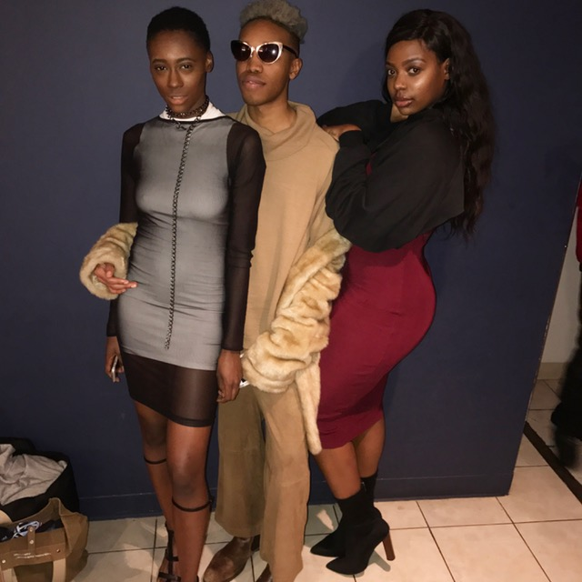 Tash Yasmine, Ziggy Mack Johnson and Quay after #EPOCHnyc