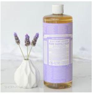 Dr. Bronner's Lavender Castile Soap