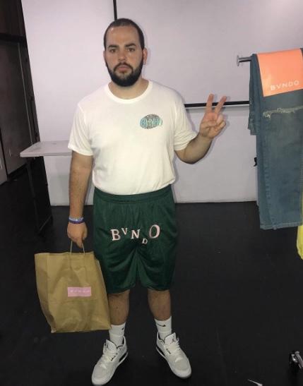 A loyal customer shopping for more BVNDO via @BVNDO