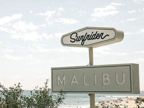 Hollywood Reporter  There may be no more Hollywood a destination than Malibu, for decades beloved by stars such as Matthew McConaughey, Michael Ovitz, Steven Spielberg and Dr. Dre, seeking everything from a peaceful retreat to the party to end all parties.