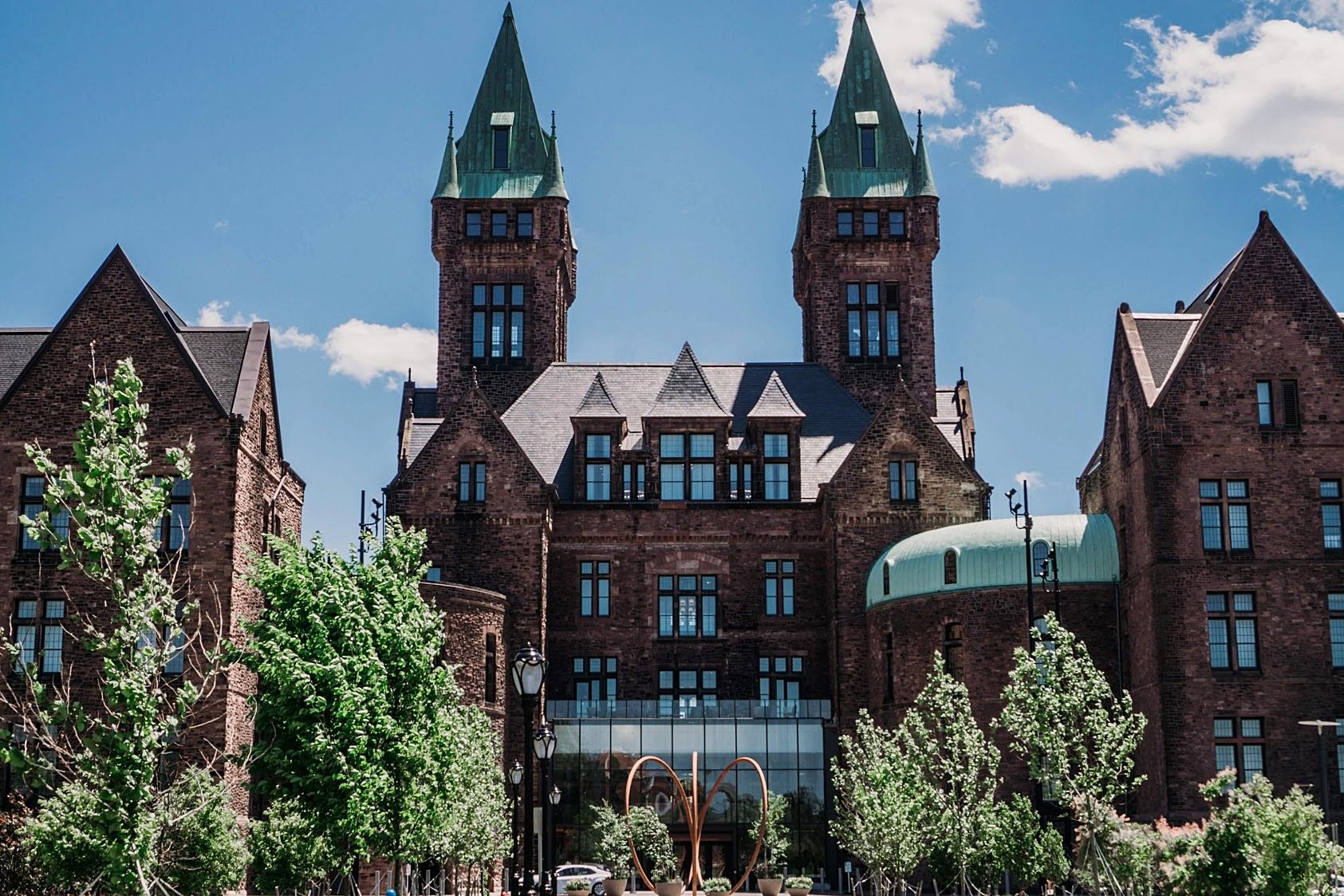 100 Acres: The Kitchens at Hotel Henry - Buffalo, NY