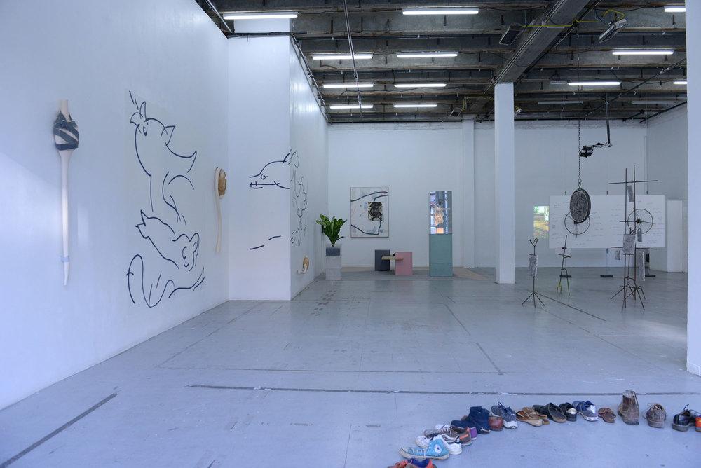1_Quart d'heure américain - heiwata - Mains d'Oeuvres - Exhibition views.jpg